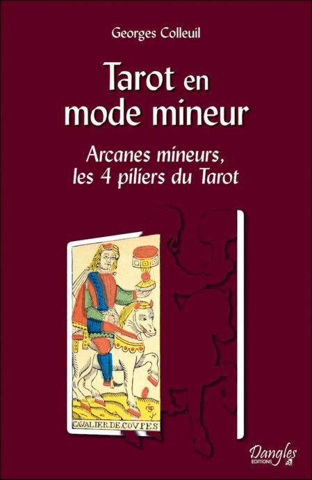 Arcanes mineurs : les 4 piliers du Tarot