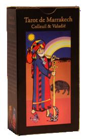 Tarot de Marrakech - Le jeu